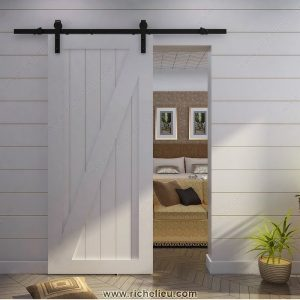 Rails de plancher de porte de grange but/ées de balan/çoire /à fente murale rails de plancher inf/érieur pour quincaillerie de grange coulissante